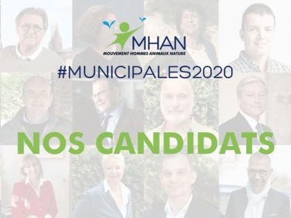 Les candidats du MHAN pour les municipales 4