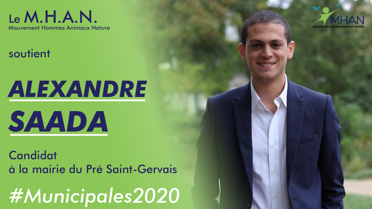 Alexandre Saada (LREM)