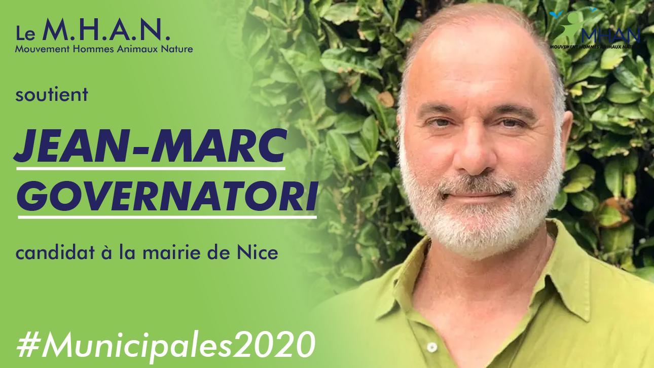 Jean Marc Governatori (EELV-AEI)