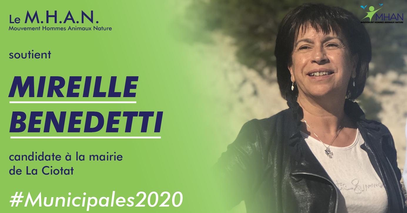 Mireille Benedetti